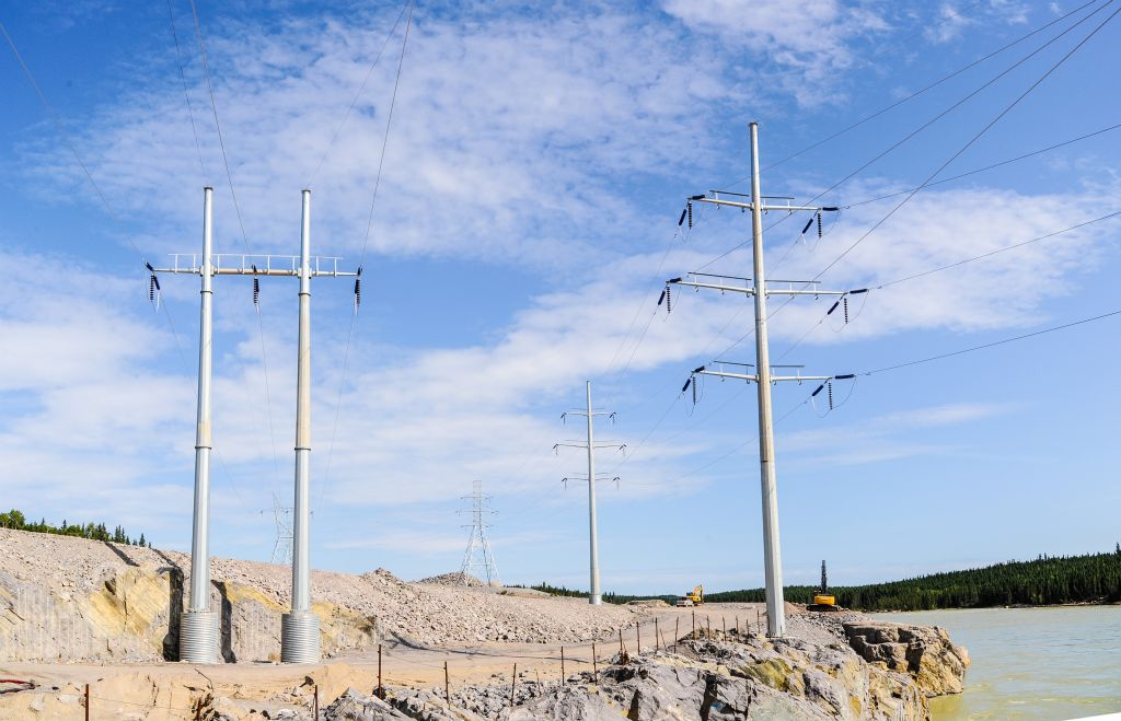 Manitoba Hydro Photo